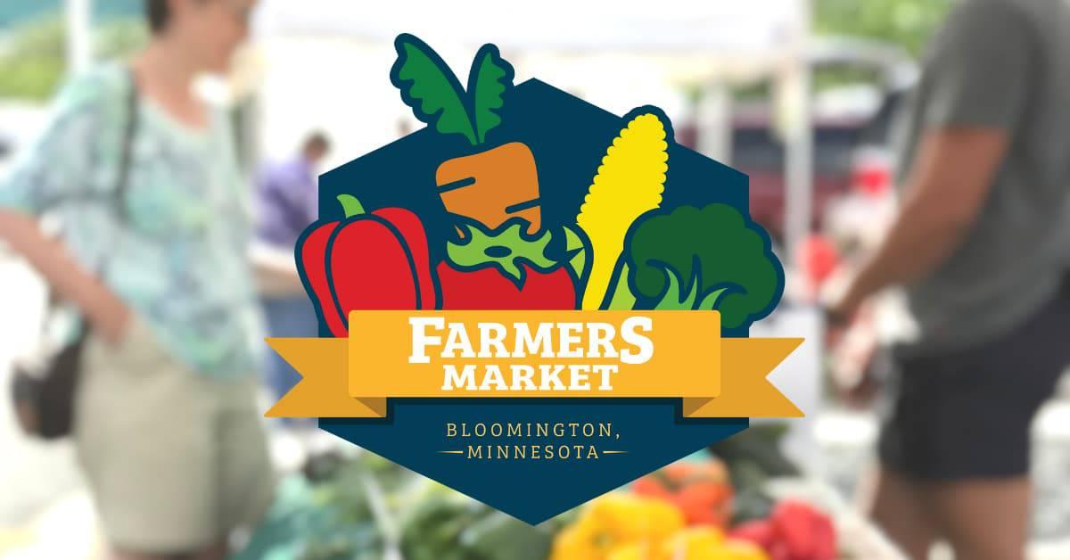 Bloomington Farmers Market logo