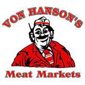Von Hanson's Meat Markets logo